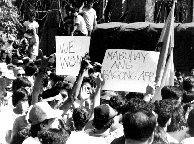 people power revolution essay People power revolution essay sample people power revolution (also known as the edsa revolution and the philippine revolution of 1986) was a series of popular demonstrations in the philippines that began in 1983 and culminated in 1986 after the death of benigno aquino.